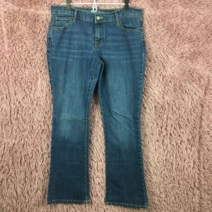 Old Navy The Flirt Jeans ~ 12